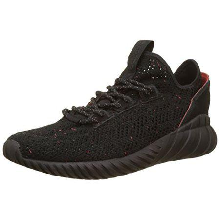 detailed look b3240 acdbf adidas Unisex-Erwachsene Tubular Doom Sock Primeknit Sneakers, Schwarz (Core  Black Core