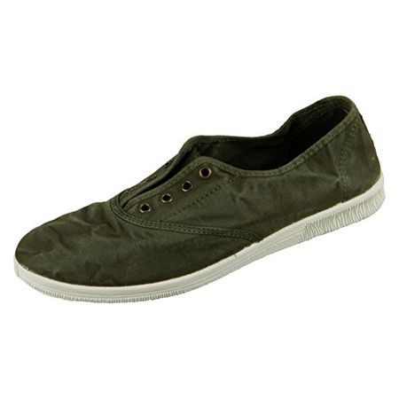 Sneaker NATURAL WORLD INGLES ELAS ENZ 40 Celeste Damen