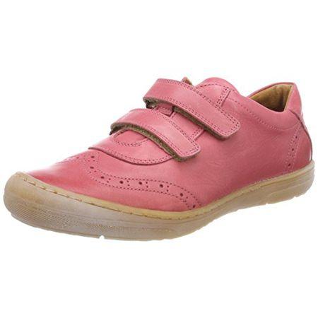 3501cd432c2 Froddo Mädchen Children Shoe G3130114-2 Sneaker, Rot (Coral), 27 EU
