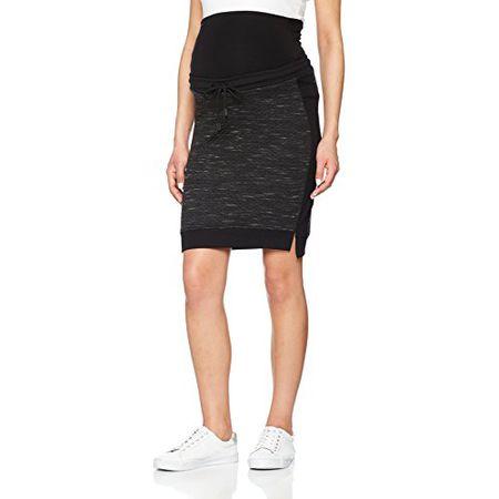 Noppies Damen Umstandsrock Skirt Sweat OTB Ilaisa
