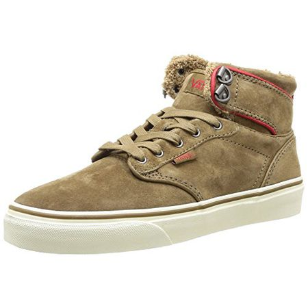 Vans Atwood Hi MTE BlackBlack Shoes Official