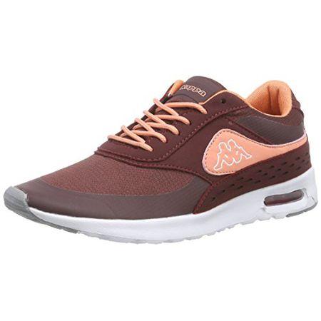 the latest c293f 4dbd9 Kappa Milla, Damen Sneakers, Rot (2529 DarkRed/Coral), 39 EU (6 Damen UK)
