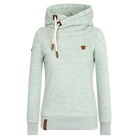 Naketano Female Sweatshirt Wollüstiges Turngerät So Natural Melange, XL