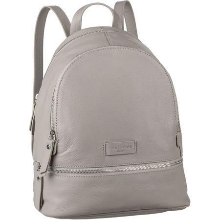 564b41a6dbbfe Liebeskind Berlin Rucksack   Daypack Essential Lotta Backpack S String Grey