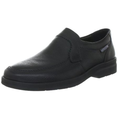 e09568ffa3c7 Mephisto JAKIN NATURAL 7200 BLACK, Herren Slipper, Schwarz (NATURAL 7200),  42