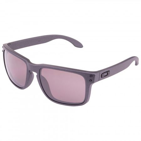 555f5dd09dd644 Oakley - Holbrook Prizm Polarized Cat:3 14% VLT - Sonnenbrille grau/rosa