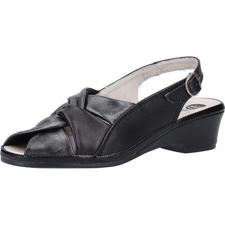 online retailer 442ec 65d6c bama Sandalen Klassische Sandaletten schwarz Damen