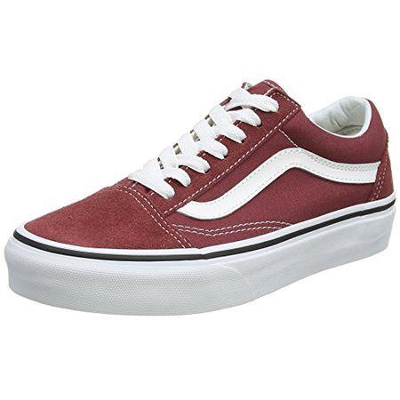 Vans Schuhe in Rot   Luxodo