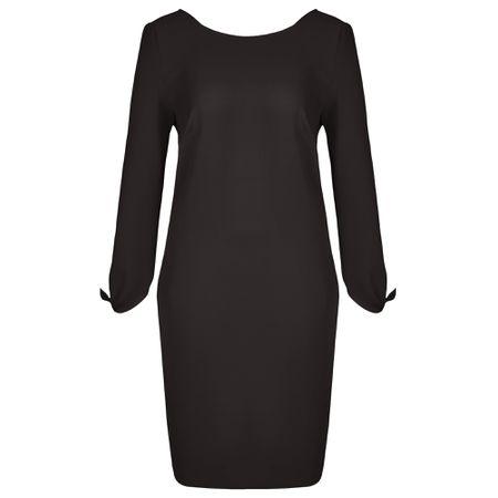 outlet store 8ee78 7afb0 DANIEL HECHTER Kleid schwarz
