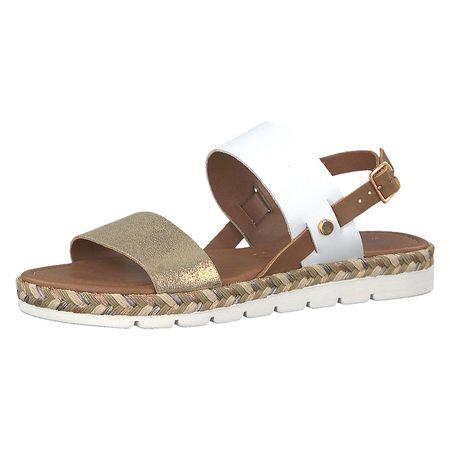 Sandalette Damen 2018 Für Gold Sandaletten Gabor vgYb76yf