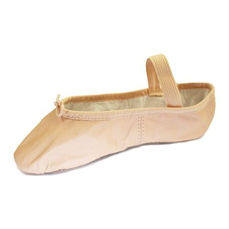 Bloch S0209 Schwarz Arise Leder Ballettschuh EU 40 C UK Ad 7 C