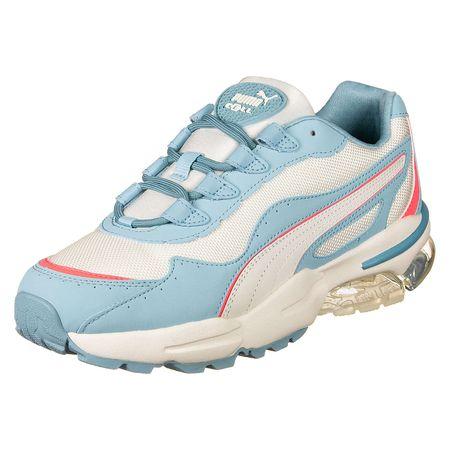Puma Schuhe CELL Stellar W Sneakers Low blaugold Damen