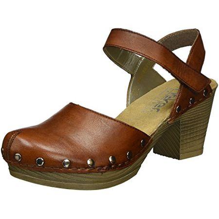 Rieker Damen Sandale braun 66761 25