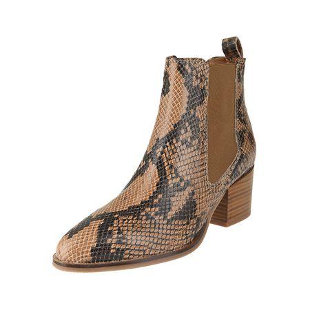 on sale bda84 3996c Apple of Eden Chelsea Boot WEN Ankle Boots beige Damen