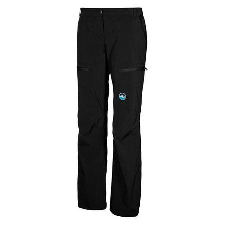 new product 09904 100f4 POLARINO Trekkinghose schwarz