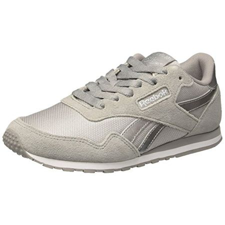 Reebok Damen Royal Ultra SL Sneaker Low Hals, Grau (Grigio Tin GreySilver MetWhite), 40.5 EU
