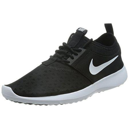 Nike Damen Wmns Juvenate Sneakers, Schwarz (SchwarzWeiß), 35.5 EU