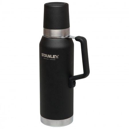 Stanley Isolierflasche Master Vacuum schwarz 1,3 Liter