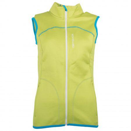 d9f45feb9d70c3 Ortovox - Women's Fleece (Mi) Vest - Fleeceweste Gr M schwarz