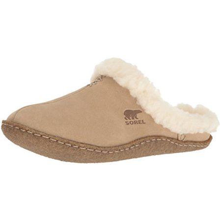 sale retailer b0536 c0336 Sorel Nakiska Slide Damen Pantoffeln, Braun (Incense 212), 42 EU, NL1612