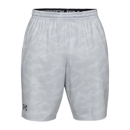 67723b19dfe3de Under Armour - MK1 Printed Herren Trainingsshort (grau) - S