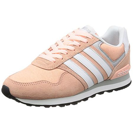 separation shoes fbd89 666d7 adidas NEO Damen Sneakers 10K W Koralle (511) 3823