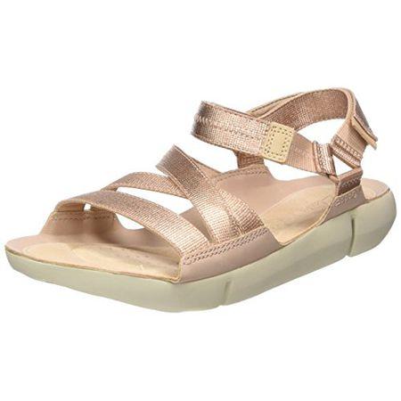 CLARKS Sandale rose gold