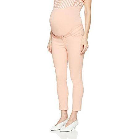 ESPRIT Maternity Damen Umstandshose Pants OTB Slim 7//8