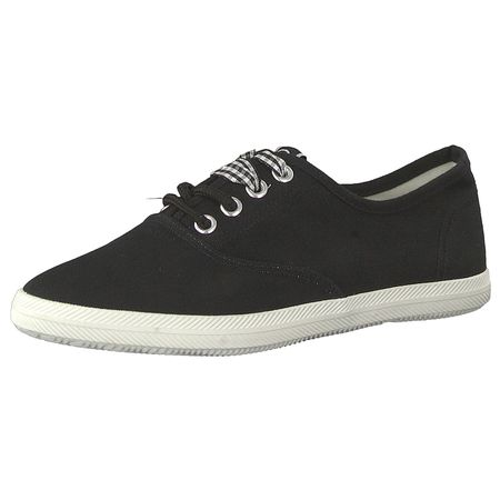 874ebbc19ad9fe Tamaris Sneakers Low schwarz Damen