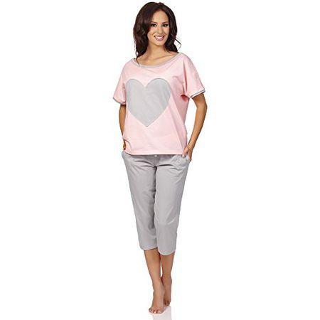 Italian Fashion IF Damen Stillnachthemd M002