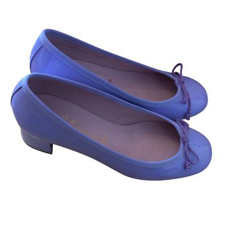 best sneakers e0473 6357a Pretty Ballerinas Fliederfarbene Pumps