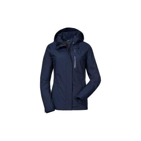 Schöffel Damen Outdoor Jacke ZipIn Jacket Alyeska Kiwi (406