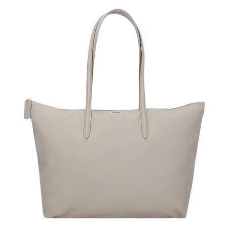 77ee4132a9b3c LACOSTE Shopper  L.12.12 Concept  creme
