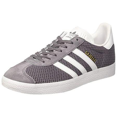 SneakerGrautrace Whitetrace Adidas Gazelle Greyfootwear Unisex 13 Erwachsene Eu Cargo41 MzVGqUpS