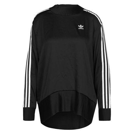 adidas Originals adidas Sweater 3Stripes W Sweatshirts schwarz Damen