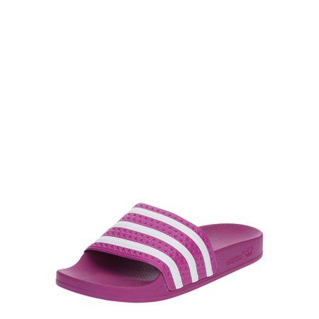 Adidas Adilette Comfort Schock Rosa Pantoletten Für Damen