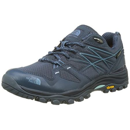release date: 24f20 57958 The North Face Hedgehog Hike Gore-Tex Damen Trekking- & Wanderhalbschuhe,  Mehrfarbig (Weimaraner Brown/Black Currant Purple Aux), 39 EU