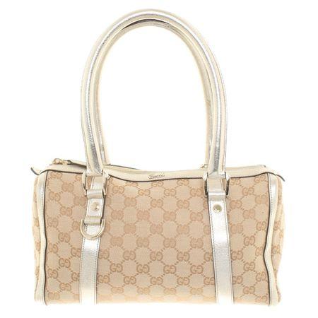 3fb4bcb27e48b Gucci Handtasche mit Guccissima-Muster