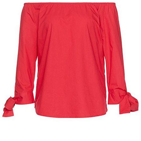 2c5ba3b508709 TOM TAILOR Damen Carmen Sommer Bluse Hersteller Gr.40
