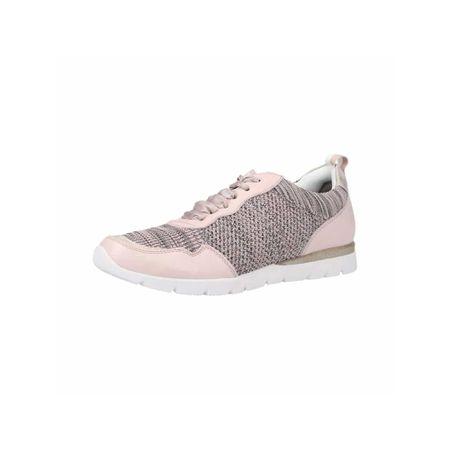 on sale 739d7 bc8cd Jana Damen 23701 Sneaker, Schwarz (Black), 39 EU