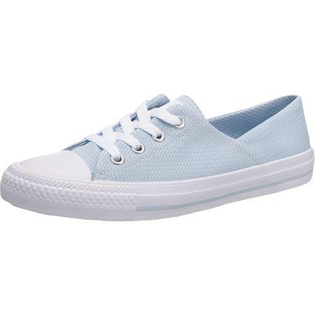 CONVERSE Chuck Taylor All Star Coral Sneakers hellblau Damen