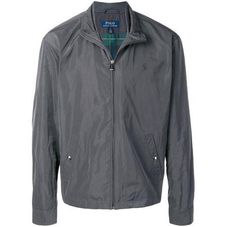 Polo Ralph Lauren Jacke mit Logo - Grau 874ce12598