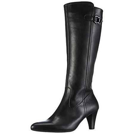 Gabor Shoes 31.709 Damen Langschaft Stiefel, Schwarz (Schwarz 27), 36 EU