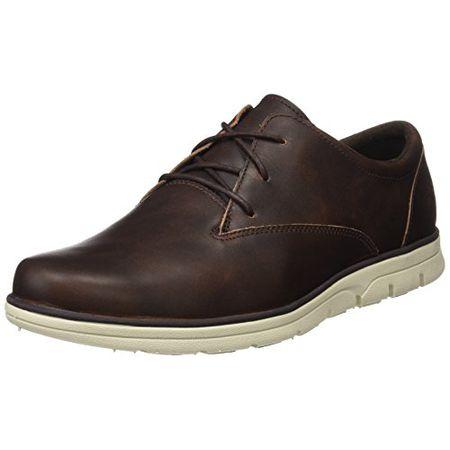 Timberland Herren Graydon Leather Oxfords, Braun (Rust Front