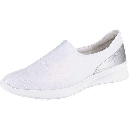 a0f7604ed6af31 högl Happy Slip-On-Sneaker silber Damen