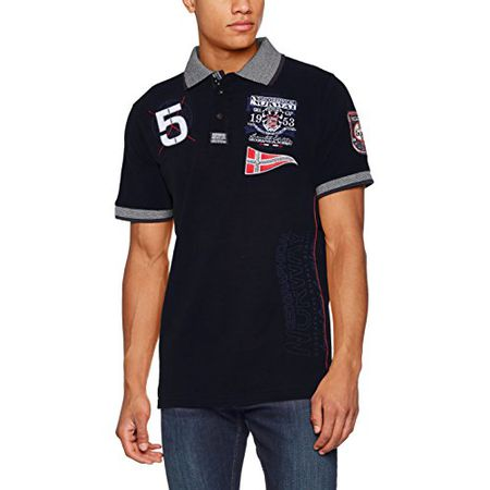 Geographical Norway Herren Poloshirt Kantibe SS Men c0586535c5a2