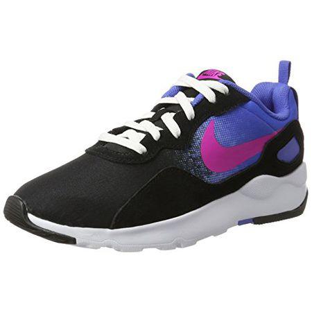 Nike Damen 882267 Sneakers, Mehrfarbig (004 Negro Rosa Azul), 37.5 EU