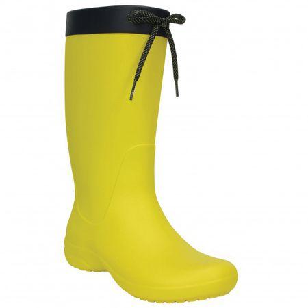 Crocs Women's Jaunt Shorty Boot Gummistiefel Gr W10;W11;W5;W6;W7;W8;W9 schwarzgrau;blau;gelb