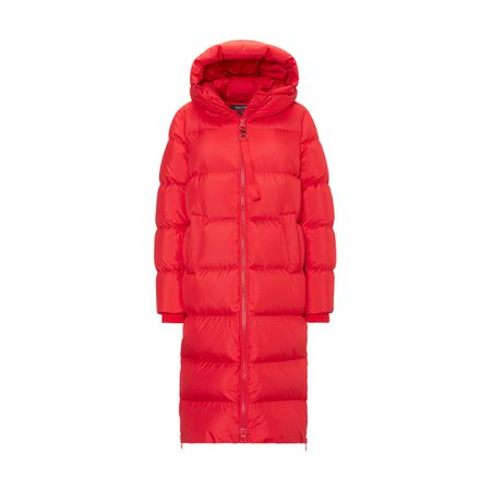 winter jacken rot marco polo