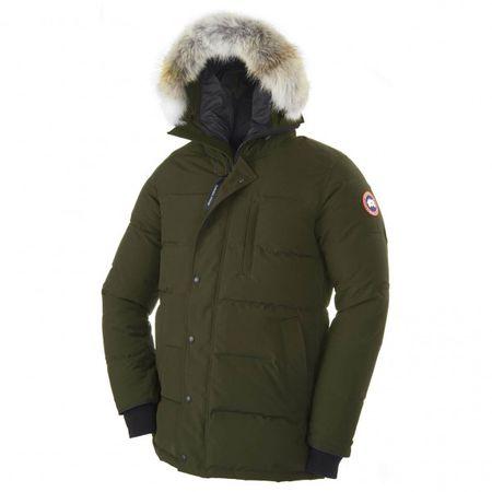 Canada Goose - Carson Parka - Mantel Gr M schwarz oliv 16e6af7e55
